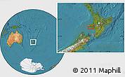 "Satellite Location Map of the area around 39°39'14""S,174°19'29""E"