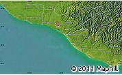 "Satellite Map of the area around 39°39'14""S,174°19'29""E"