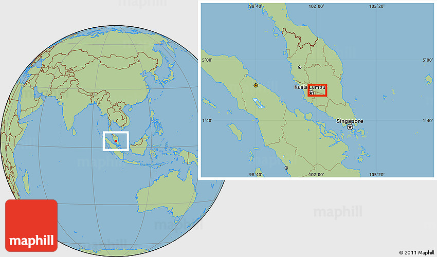 Savanna style location map of kuala lumpur gumiabroncs Image collections