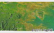 """Satellite 3D Map of the area around 3°19'33""""N,117°22'30""""E"""