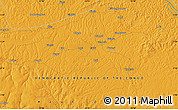 Political Map of Mambukuru