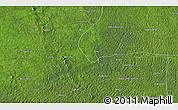Satellite 3D Map of Bakindesungu