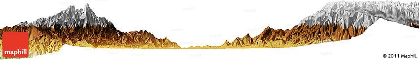 Physical Horizon Map of Pradera