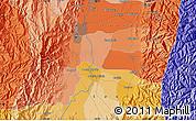 Political Map of Palmira
