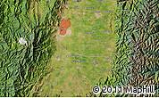 Satellite Map of Palmira
