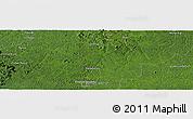 "Satellite Panoramic Map of the area around 3°51'2""N,52°37'30""W"