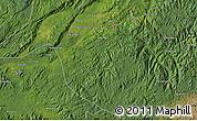 "Satellite Map of the area around 3°30'2""S,28°7'30""E"