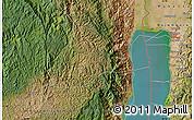 Satellite Map of Ninga