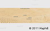 Satellite Panoramic Map of Indertin Hudag