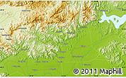 Physical Map of Liubinbu