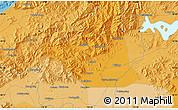 Political Map of Liubinbu