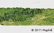 Satellite Panoramic Map of Dadongliu