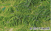 Satellite Map of Heidouyu