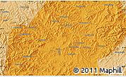 Political Map of Gushanzimanzu