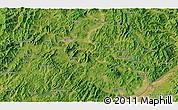 Satellite 3D Map of Daweizigou