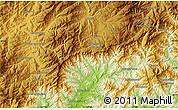Physical Map of Hoha-ri