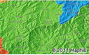 Political Map of Hoha-ri