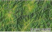 Satellite Map of Hoha-ri