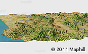 "Satellite Panoramic Map of the area around 40° 23' 48"" N, 15° 22' 30"" E"