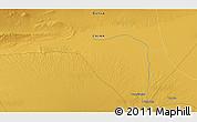 Physical 3D Map of Wudun