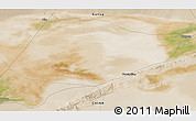 """Satellite 3D Map of the area around 40°23'48""""N,95°16'30""""E"""