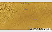Physical 3D Map of Hol Hudag