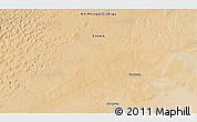 Satellite 3D Map of Hol Hudag