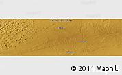 Physical Panoramic Map of Har Burug