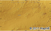 """Physical Map of the area around 40°50'23""""N,103°46'30""""E"""