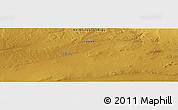 Physical Panoramic Map of Har Borog