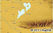 Physical Map of Huntin Bulong