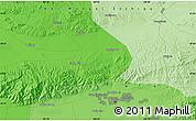 Political Map of Baotou