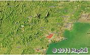 Satellite Map of Baimiaozi