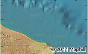 "Satellite Map of the area around 40°50'23""N,17°55'29""E"