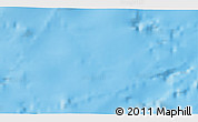 """Physical 3D Map of the area around 40°50'23""""N,2°37'30""""E"""