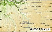 Physical Map of Junça