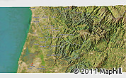 """Satellite 3D Map of the area around 40°50'23""""N,8°25'30""""W"""