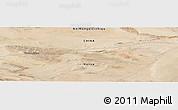 Satellite Panoramic Map of Xiaohongshan