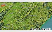 Satellite 3D Map of Palmerston North