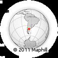 Outline Map of Falckner, rectangular outline
