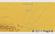 Physical 3D Map of Lüyuan
