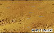 Physical Map of Xingshunxi