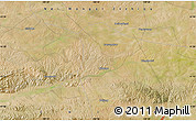 Satellite Map of Xingshunxi
