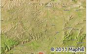 Satellite Map of Gaohongdian
