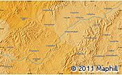 Political Map of Dasijiazi