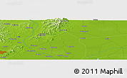 Physical Panoramic Map of Beiquanhe