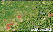 Satellite Map of Liaoyang