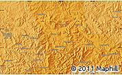Political Map of Xiaoshi