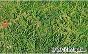 Satellite Map of Xiaoshi
