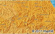 Political Map of Huanren
